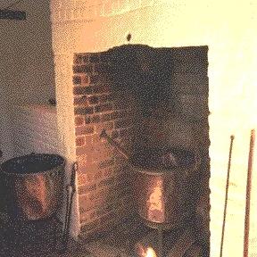 Fireplace Mount Vernon