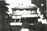 Maj. Ford's Home at Cemetery