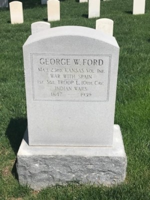 Tombstone, George Ford