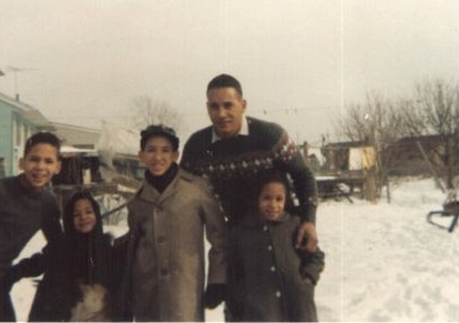 C. Bruce and Family