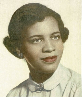 A young, Joyce Ford