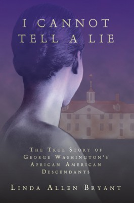 "Bookcover, ""I Cannot Tell a Lie"""