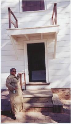 Judith at Mount Vernon